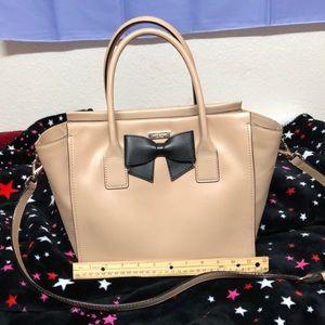 Large Kate Spade Bow Bag